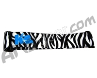 KM Paintball Universal JT Goggle Strap - White Tiger