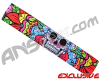 KM Paintball Headband - Sugar Skull
