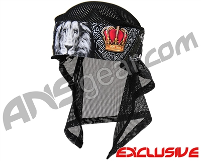KM Paintball Headwrap - King