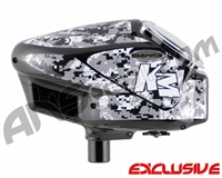 KM Halo Too Loader Wrap - Digi Camo Urban