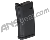 KWA PTS EPM LR Gas Blow Back 35 Round Magazine - Black