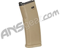 KWA PTS EPM Gas Blow Back 38 Round Magazine - Dark Earth