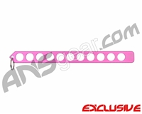 Lapco Billet Precision Ball Gauge - Pink
