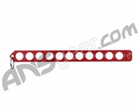 Lapco Billet Precision Ball Gauge - Red