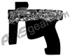 Laser Engraved Gun Design - All In
