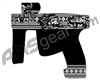 Laser Engraved Gun Design - Mohave