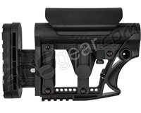 Luth-AR MBA-3 Carbine Buttstock - Black