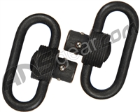Madbull Airsoft M4 Stock QD Sling Swivel (2 Pack)