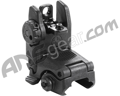 Magpul MBUS Rear Flip Up Sights Gen 2 - Black