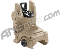 Magpul MBUS Rear Flip Up Sights Gen 2 - Flat Dark Earth