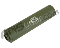 Madbull Airsoft Gemtech Blackside (CCW) Barrel Extension - Olive Drab