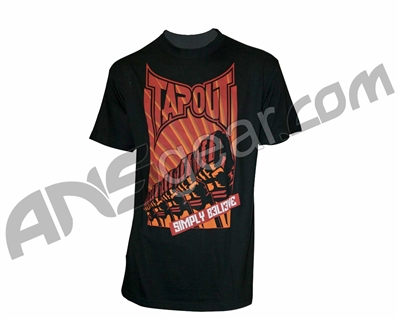Tapout T-Shirt Of the People - Black