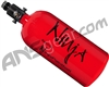 Ninja Flat Bottom Compressed Air Tank w/ Adjustable Regulator - 48/3000 - Gloss Red