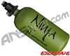 Ninja Flat Bottom Compressed Air Tank w/ Adjustable Regulator - 48/3000 - Matte Olive Drab