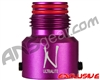 Ninja Tank Regulator Bonnet - Aluminum (Ball Valve) - Electric Purple
