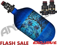 Ninja Lite Carbon Fiber Air Tank - 68/4500 w/ Pro V2 Series Regulator - SE Maui