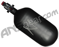 Ninja SL2 Carbon Fiber Air Tank - 77/4500 w/ Adjustable Regulator - Matte Black