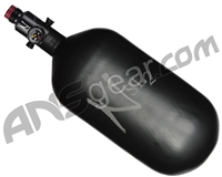 Ninja SL2 Carbon Fiber Air Tank - 77/4500 w/ Ultralite Regulator - Matte Black