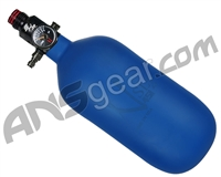Ninja SL2 Carbon Fiber Air Tank - 45/4500 w/ Pro V2 SHP Regulator - Blue (Cerakote Finish)