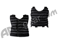 "NXe Extraktion ""Shell"" Heavy Paintball Vest - Black"