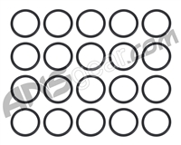 20 Pack CO2 Tank Orings - Buna