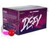 D3FY Sports Level 1 Practice 500 Round Paintballs - Red Shell Purple Fill ( .68 Caliber )