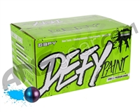 D3FY Sports Level 2 Premium Paintball Case 100 Rounds - Blue Fill