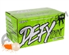 D3FY Sports Level 2 Premium 2,000 Round Paintball Case - White Shell Orange Fill ( .68 Caliber )