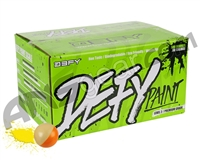 D3FY Sports Level 2 Premium Paintball Case 500 Rounds - Yellow Fill