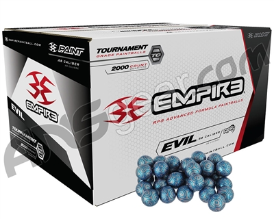 Empire Ultra Evil 2,000 Round Paintball Case - Pink Fill ( .68 Caliber )