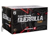 First Strike Guerrilla 1,000 Round Paintballs - Lime Fill ( .68 Caliber )
