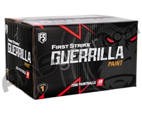 First Strike Guerrilla 2,000 Round Paintball Case - Lime Fill ( .68 Caliber )