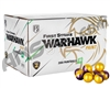 First Strike Warhawk 1,000 Round Paintballs - Yellow Fill ( .68 Caliber )