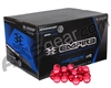 PMI Premium Paintballs Case 2000 Rounds - Hot Pink fill