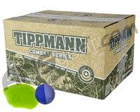 Tippmann Combat 500 Round Paintball Case - Green Fill ( .68 Caliber )