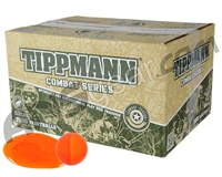 Tippmann Combat 2,000 Round Paintball Case - Orange Fill ( .68 Caliber )