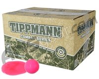 Tippmann Combat 500 Round Paintball Case - Pink Fill ( .68 Caliber )