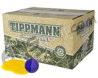 Tippmann Combat 1,000 Round Paintball Case - Yellow Fill ( .68 Caliber )