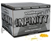 Valken Infinity 100 Round Paintballs - Yellow Fill ( .68 Caliber )