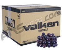 Valken Tango Paintball Case 100 Rounds - Yellow Fill
