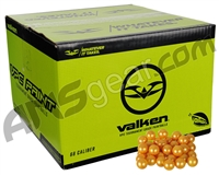 Valken VPC Paintball Case 500 Rounds - Yellow Fill