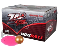 ZAP Proball 1,000 Round Paintball Case - Pink Fill ( .68 Caliber )