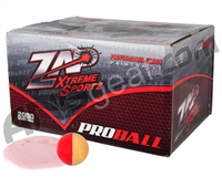 ZAP Proball 1,000 Round Paintball Case - White Fill ( .68 Caliber )