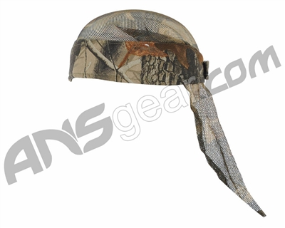 PBFashion Realtree Headwrap w/ Realtree Mesh