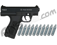 PepperBall Home Defense Kit 3 - First Strike FSC Pistol