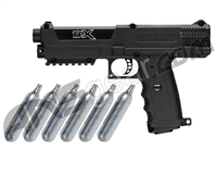 PepperBall Home Defense Kit 3 - Tippmann TiPX Pistol
