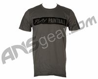 PB Nation Play PB V2 T-Shirt - Grey