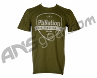 PB Nation Protect T-Shirt - Olive