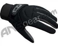 Planet Eclipse Distortion Paintball Gloves - Black