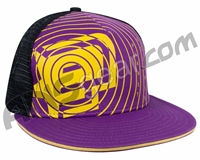 Planet Eclipse 2014 Spiro Cap - Purple/Yellow